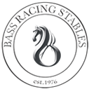 Bass Racing Stables Retina Logo