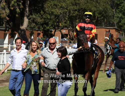 Comments for our runners at Durbanville – 17 April