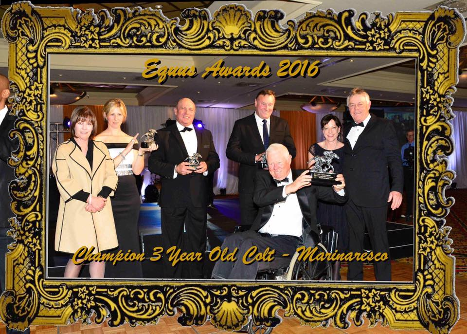 2016 Equus Awards – Marinaresco – Bass Racing Stables
